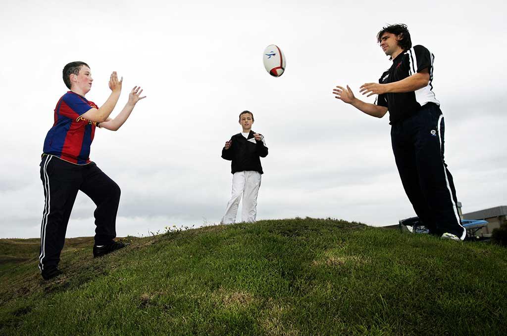 Positive Coaching Scotland (2008 – 2013) - The Wood Foundation