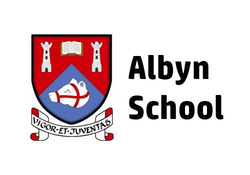 Albyn Schhol logo