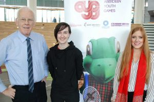 Aberdeen Youth Games, Sir Ian Wood