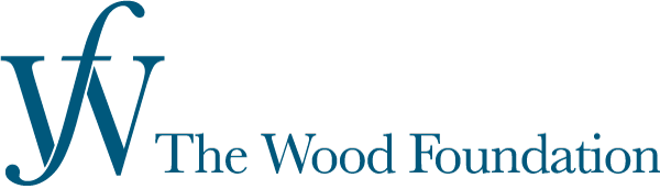 The Wood Foundation Retina Logo