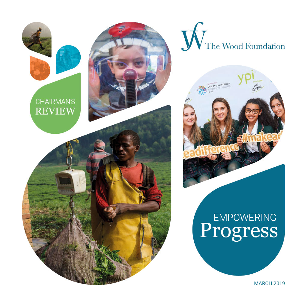 The Wood Foundation Chairman's Review 2019